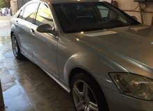 Silver Mercedes Benz S350 2008 for sale