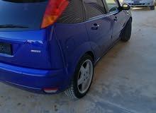 Ford Focus car for sale 2001 in Gharyan city