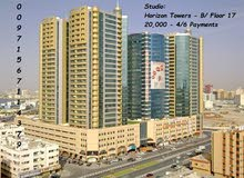 apartment for rent in Ajman Al Rashidiya