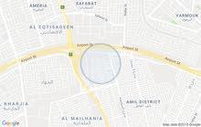 السلام وعليكم قطعه ارض للبيع 150 بغداد حي الحسين مربع الذهبي