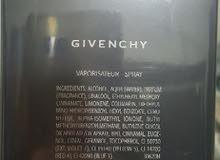 الاصدار المتميز لجفنشي Gentelman Only Givenchy Absolute اصلي بالعلبة ولم يتم فتح