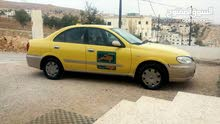 Yellow Nissan 100NX 2012 for sale