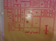 قطعه ارض مربع 17 الكلاكله غرب المعروفه 17التركي جنوب سوق الكلاكله اللفه