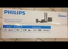 جهاز المسرح المنزلي نوع فيليبس Philips ،،،،،،، تم بيع الجهاز