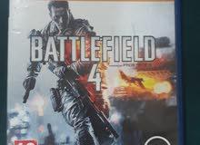 للبيع لعبه باتل فيلد 4 battle field 4