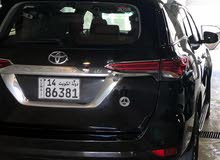 Brown Toyota Fortuner 2016 for sale