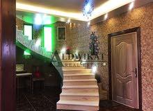 عمارة سكنية مميزة للبيع في اجمل مناطق شفا بدران , مساحة البناء 520م - مساحة الارض 283م