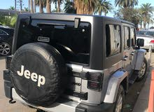 Jeep Wrangler for sale in Tripoli