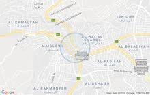 محافظه عجلون بلدية الشفاء منطقة الهاشميه الحي الغربي