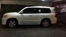 New condition Toyota Land Cruiser 2008 with 0 km mileage