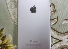 ايفون6 رصاصي مع جميع اغراضه-iphone6 ,gray
