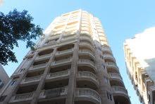 شقة 150م سوبر لوكس خطوات من ش ابوقير جناكليس