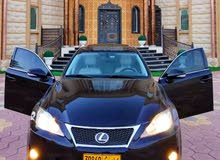 Used condition Lexus IS 2012 with  km mileage