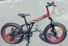 20 Inches FAT TYRE FOLDING BIKE