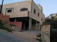 بيت طابقين للبيع تسوية عظم مساحته 200م