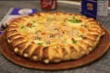 بيتزا  big لستة 6 اشخاص