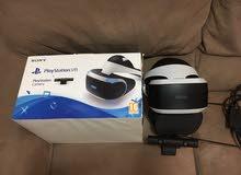 نظارة الواقع الافتراضي -سوني بلاي ستيشن PS-VR