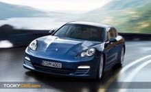 Gasoline Fuel/Power   Porsche Panamera 2013