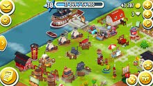 قرية Hay Day مستوى 38