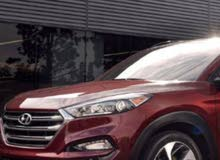 Maroon Hyundai Tucson 2016 for sale