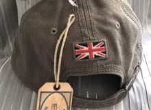 قبعة رجالي ماركة عالمية