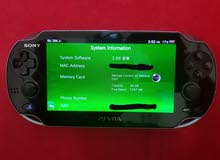 A clean Used PSP - Vita available for immediate sale