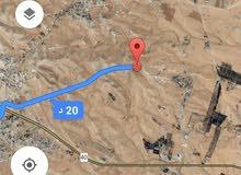 للبيع ارض 10 دونم في الموقر مغاير سعود عمان الجديدة