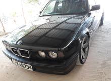 For sale BMW 520 car in Ramtha