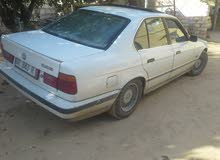 Automatic White BMW 1995 for sale