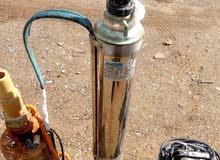مضخات مياه منزلية وزراعية