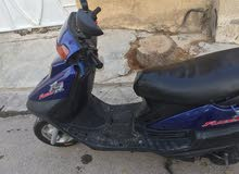 New Yamaha motorbike up for sale in Baghdad