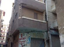 للبيع عماره تجاري قريبه من شارع بورسعيد