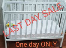 LAST DAY SALE children bed