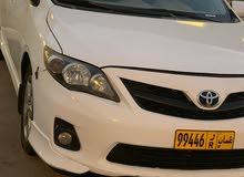 تويوتا كرولا للبيع 2012