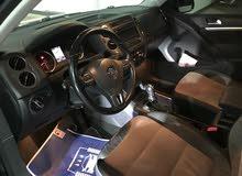 volkswagen tiguan 2014 very good condition.