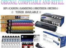 printer ink toner and catridge available