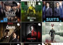 مسلسلات أجنبية عالمية شهيرة