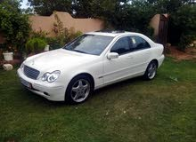 Available for sale! 0 km mileage Mercedes Benz C 350 2004
