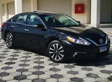 Gasoline Fuel/Power   Nissan Altima 2017
