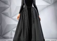 فستان سهرة ملكي