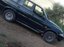 +200,000 km mileage SsangYong Musso for sale