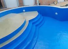 حمامات سباحة فيبر جلاس فى مصر بتصميمات رائعة