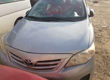 Toyota Corolla 2012 For sale - Silver color