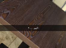Tables - Chairs - End Tables available for sale in Jeddah