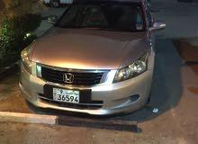 Gasoline Fuel/Power   Honda Accord 2009