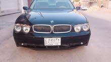 BMW 2002 2003 For sale - Black color