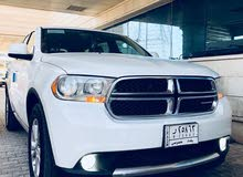 White Dodge Durango 2013 for sale