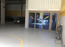 للبيع قراج يصلح الي ورشه for sale garage able to Workershop