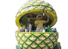 Fruit Juice Cart @ 7500Dh