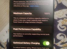 battery health 100%